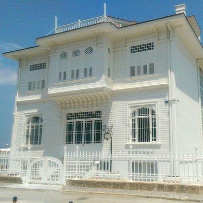 Mudanya Mütarekesinin imzalandığı bina.