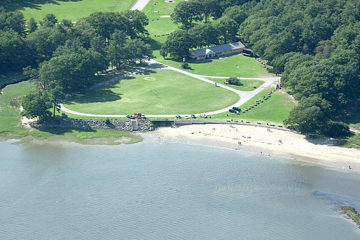 Beautiful Thomas Point Beach