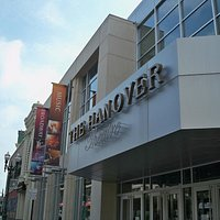 The Hanover Theatre marquee