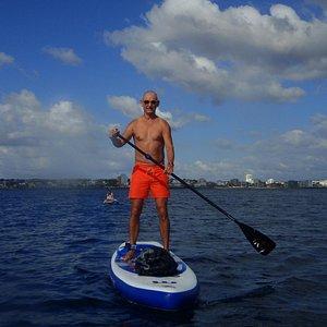Stand Up Paddle Mallorca - Ich freue mich auf Sie