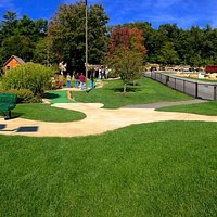 Miniature Golf at West End Creamery