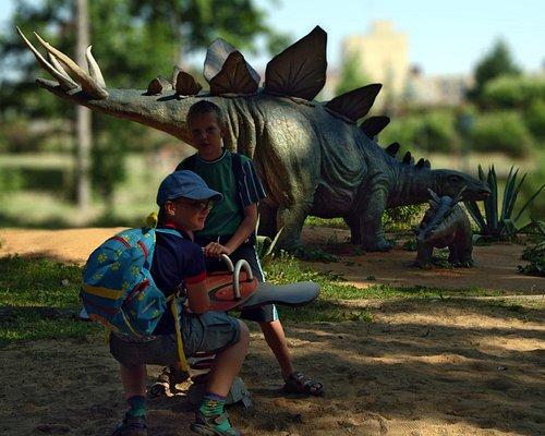 DinoPark Plzeň Playground
