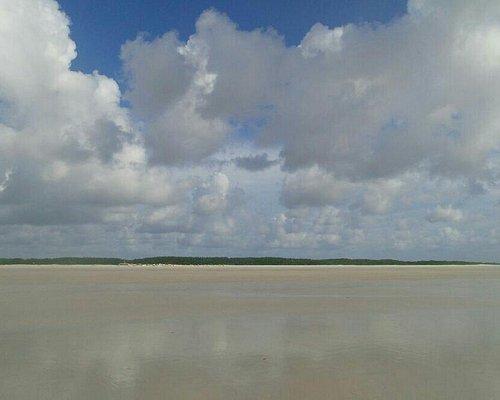 Praia excelente