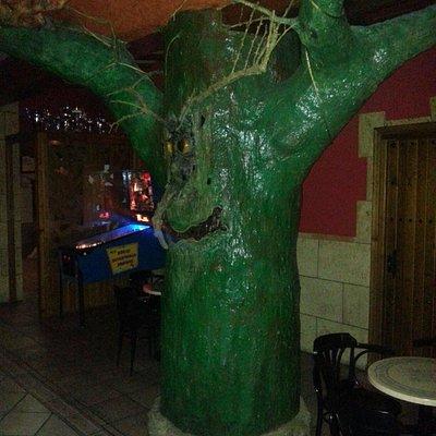 El árbol del barbol