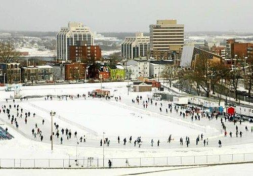 Halifax Emera Oval