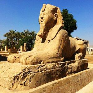 The Alabaster Sphinx