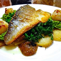 We source local fish for our daily specials