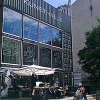 Kunsthalle - Bite Club location
