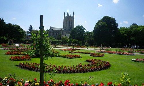 Abbey Gardens 2013