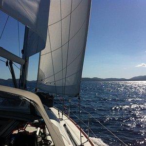 Simmertime approaching Ibiza