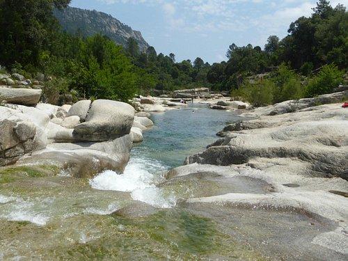 piscines naturelles de CAVU