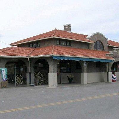 Museum building 1912 Railroad Depot