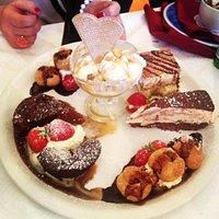 Dessert Medley :-)