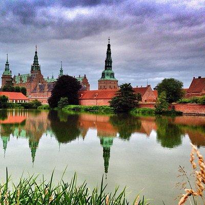 Fredriksborg Castle, Hillerod Denmark