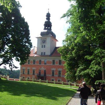 Castle Bechyně