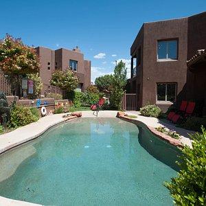 The Pool at the Adobe Grand Villas