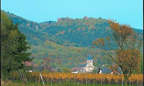 Panorama d'Ottrott