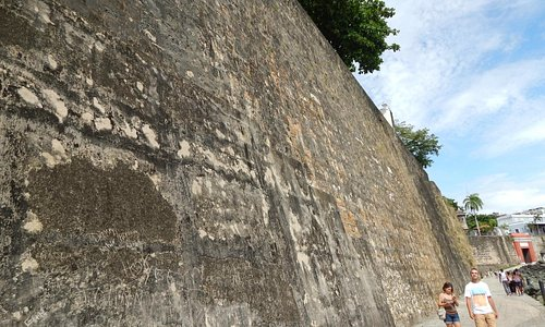Muralla Viejo San Juan