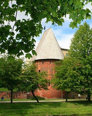 Häxornas torn i Slupsk