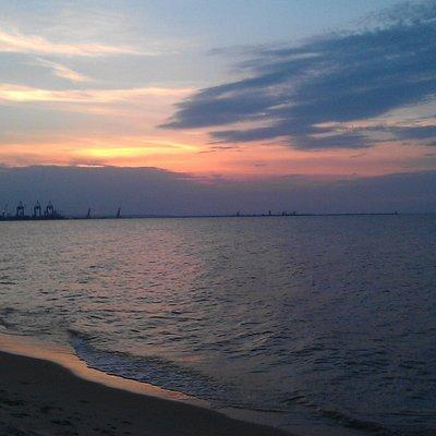 Stranden i Stogi