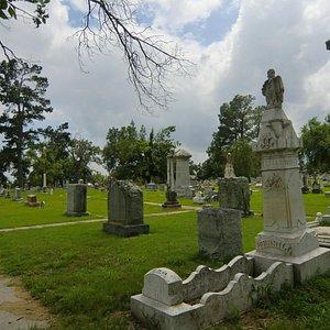 Evergreen Cemetery - Paris, TX