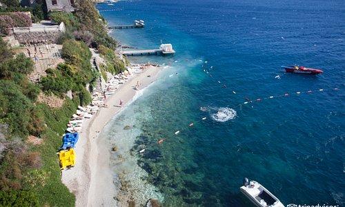 Beach at the Green Beach Resort