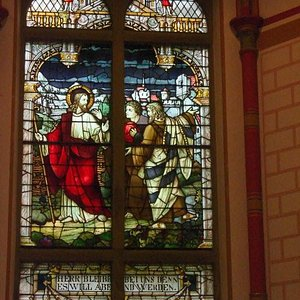 Das Emmaus Fenster