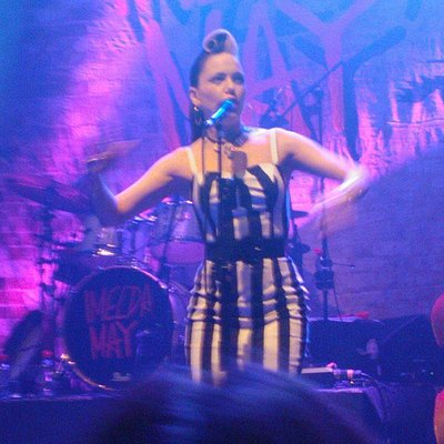 Imelda May Live In Vicar Street
