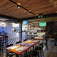 downtown restaurant -1
