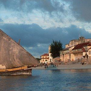 Beautiful Island of Zanzibar