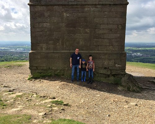 'Kings of the castle'.  At the top