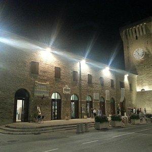 Il Castello Svevo By Night