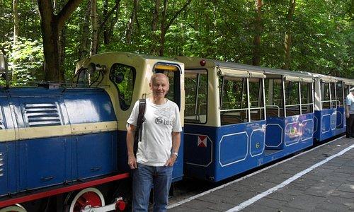 Miniature (600mm gauge) Railway to Poznan New Zoo