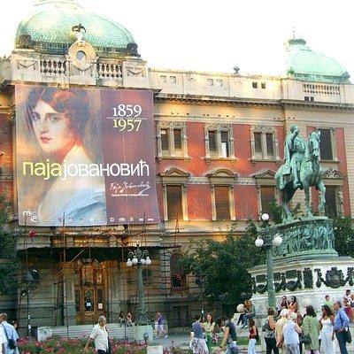 Narodni Muzej - Beograd / National Museum Belgrade