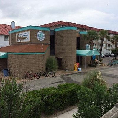 Marine Science Center on Tybee Island