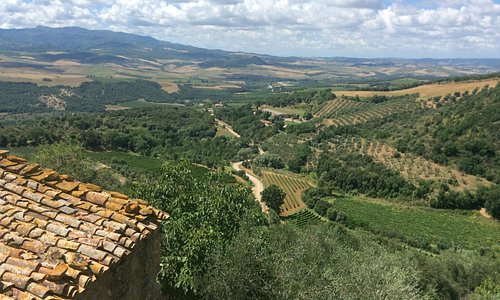 Incredible View from the Village