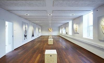 Sussi Trampedach udstilling i Galleri Nijenkamp