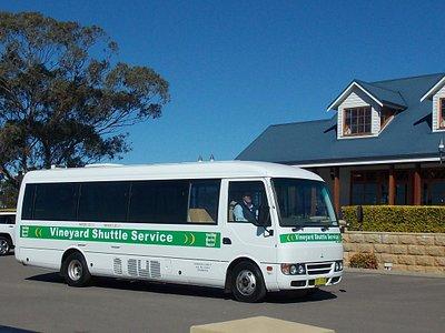 Vineyard Shuttle Service