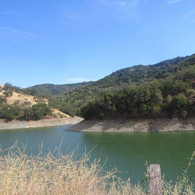 Reservoir - by Almaden Quicksilver County Park, San Jose, Ca
