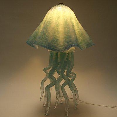 Jellyfish lamo by Joel Bloomberg