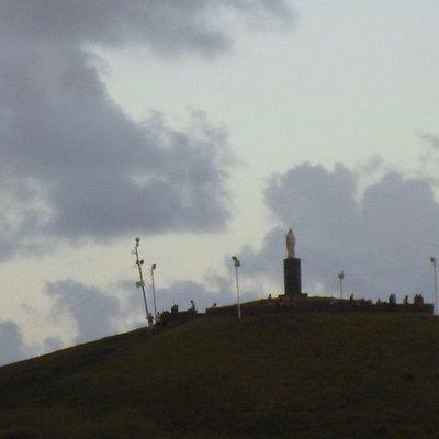 Morro do Cristo - Salvador