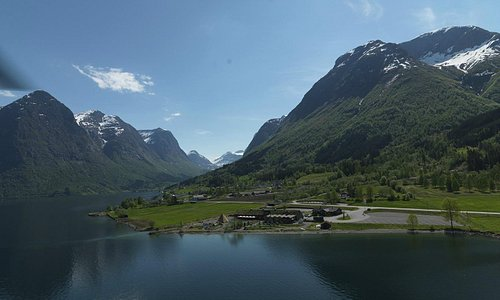 Stryn Valley national Park