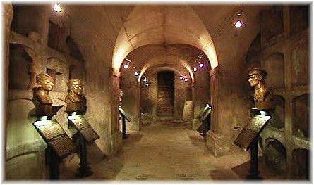 Crypt of Heydrich Memorial