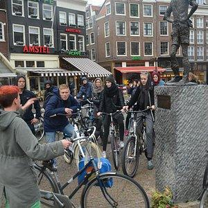 Alternative bike tours