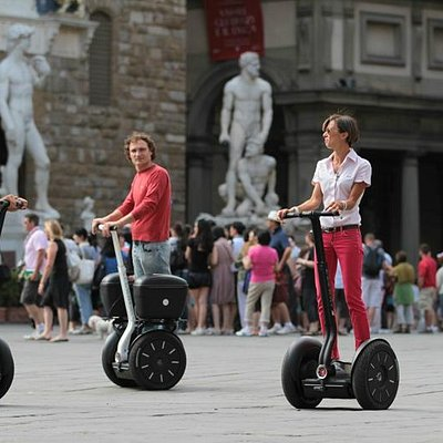 we loved it segway firenze