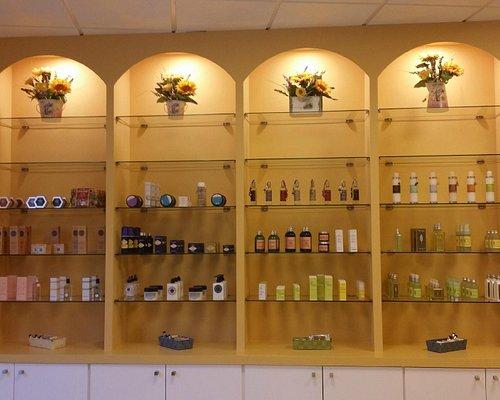 Tienda de alta cosmética natural. Occitane, Natura Siberica, Karicia, Les Sens de Marrakech y Al