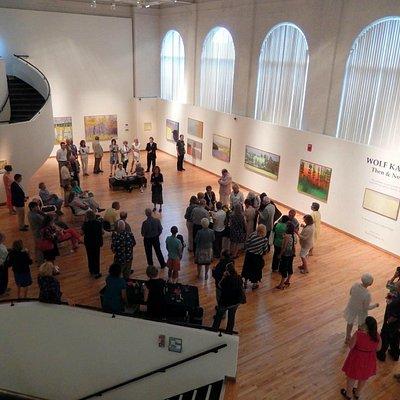 Coe Gallery HMA