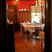 Crystal Tearoom Dining Room