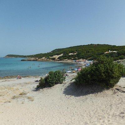 costa porto pineddu south beach cala menga