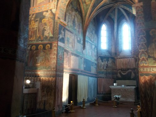 Kaplica zamkowa w Lublinie